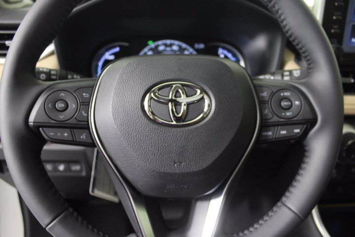 New 2020 Toyota RAV4 Hybrid Limited AWD