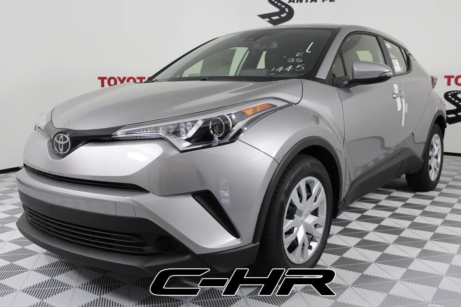 New 2019 Toyota C Hr Le In Santa Fe K1020623 Toyota Of Santa Fe