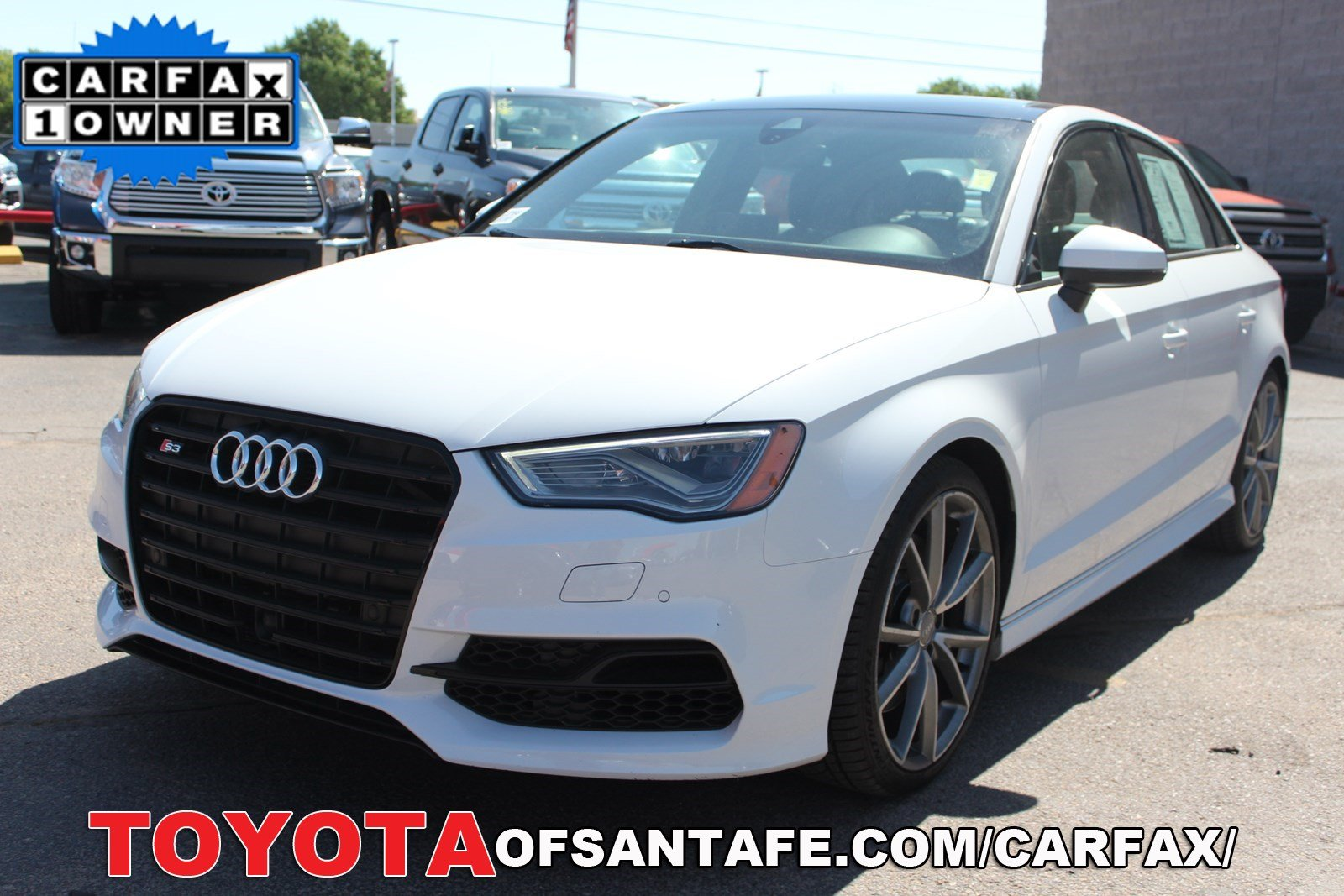 Pre-Owned 2016 Audi S3 Prestige With Navigation & AWD G1027664P