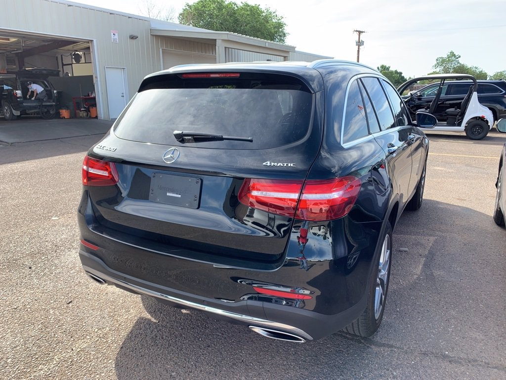 Pre-Owned 2019 Mercedes-Benz GLC GLC 300