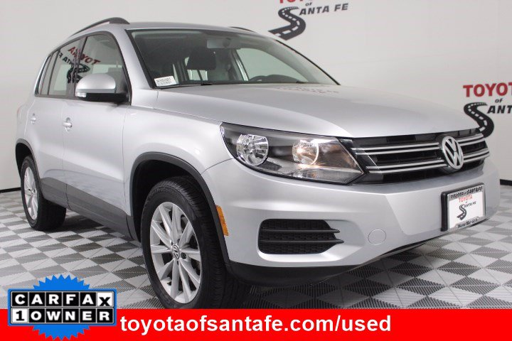 Pre-Owned 2018 Volkswagen Tiguan Limited 2.0T