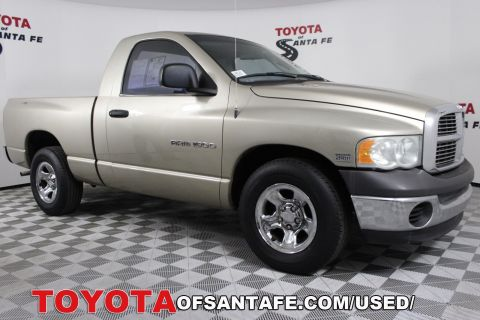 Pre-Owned 2003 Dodge Ram 1500 ST