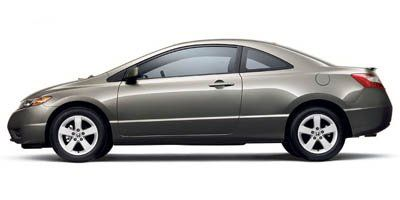 Pre-Owned 2007 Honda Civic Cpe EX