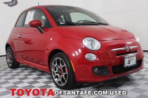 Pre-Owned 2013 FIAT 500 Sport