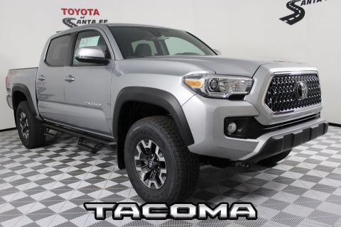 New 2019 Toyota Tacoma TRD Off Road Double Cab 5' Bed V6 AT