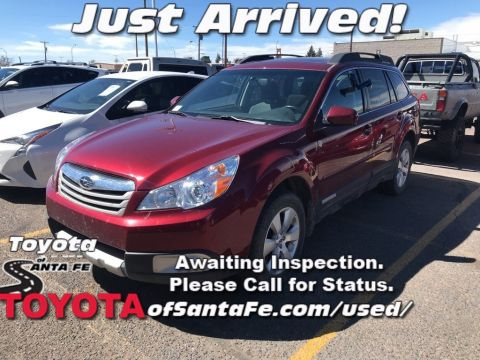 Pre-Owned 2012 Subaru Outback 3.6R Limited