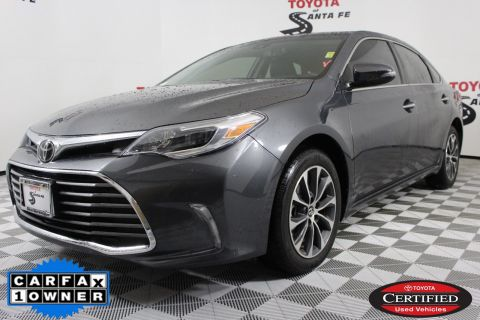 Certified Pre-Owned 2018 Toyota Avalon XLE Premium