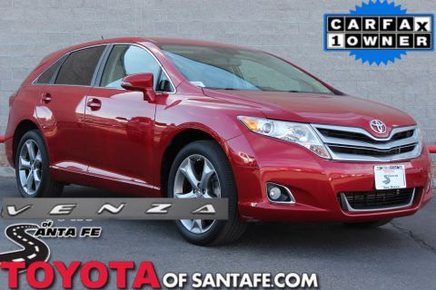 Certified Pre-Owned 2014 Toyota Venza LE