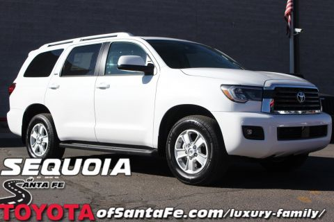 New 2018 Toyota Sequoia SR5