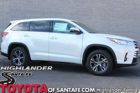 New 2018 Toyota Highlander LE Plus V6 AWD