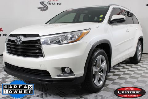 Certified Pre-Owned 2016 Toyota Highlander Limited Platinum