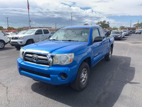 Pre-Owned 2010 Toyota Tacoma 2WD Access I4 AT