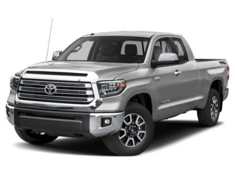 New 2021 Toyota Tundra Limited Double Cab 6.5' Bed 5.7L