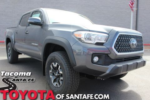 New 2018 Toyota Tacoma TRD Off Road Double Cab 5' Bed V6 4x4 AT