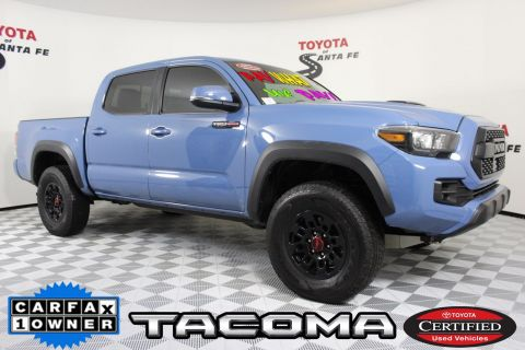 Certified Pre-Owned 2018 Toyota Tacoma TRD Pro