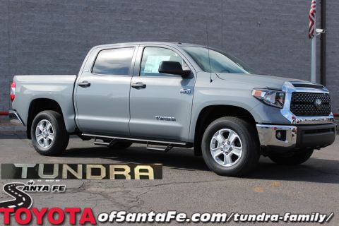 New 2018 Toyota Tundra SR5 CrewMax 5.5' Bed 5.7L