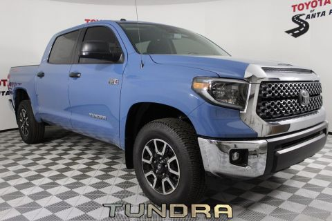 2016 Toyota Tundra Diesel Mpg >> New Toyota Tundra For Sale Toyota Of Santa Fe