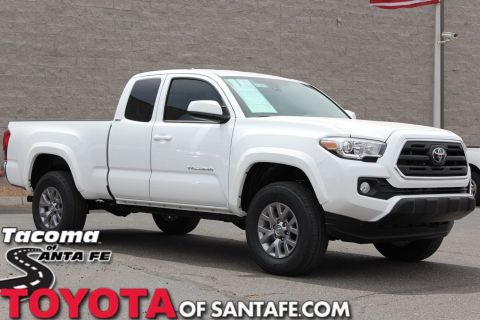 New 2018 Toyota Tacoma SR5 Access Cab 6' Bed V6 4x4 AT