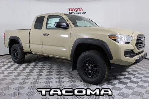 New 2019 Toyota Tacoma SR Access Cab 6' Bed V6 AT