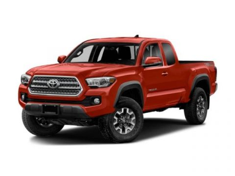 New 2019 Toyota Tacoma TRD Off Road Access Cab 6' Bed V6 AT