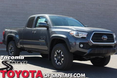 New 2018 Toyota Tacoma TRD Off Road Access Cab 6' Bed V6 4x4 AT
