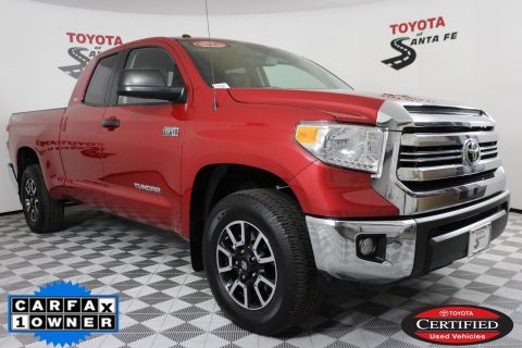 Certified Pre-Owned 2016 Toyota Tundra 4WD Truck SR5
