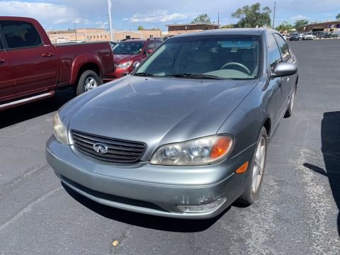 Pre-Owned 2004 INFINITI I35 Luxury