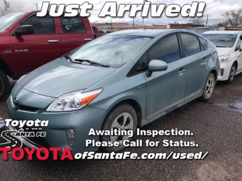 Certified Pre-Owned 2014 Toyota Prius Two