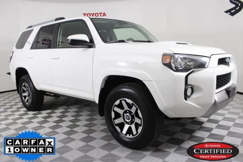 Certified Pre-Owned 2018 Toyota 4Runner TRD Off Road