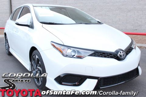 New 2018 Toyota Corolla iM Base