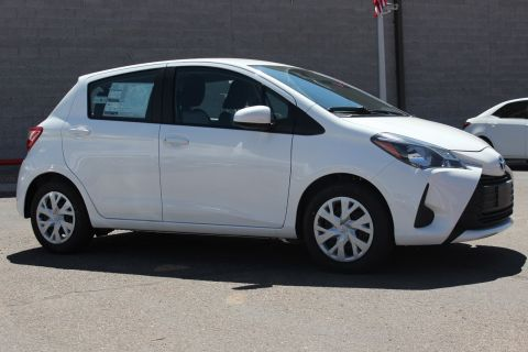 New 2018 Toyota Yaris 5-Door L Auto