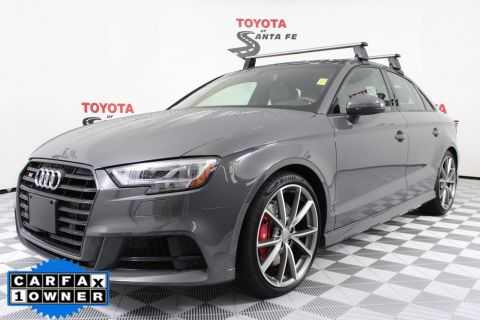Pre-Owned 2018 Audi S3 Premium Plus