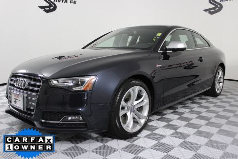 Pre-Owned 2014 Audi S5 Premium Plus